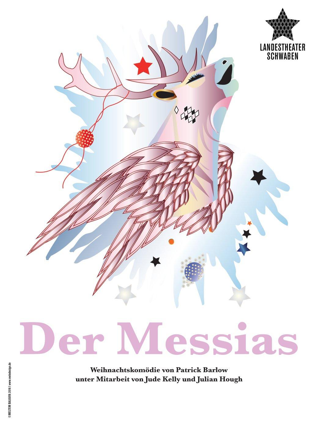 """Der Messias"""": Landestheater zeigt irrwitzige Weihnachts- und ..."""
