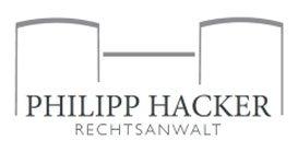 Rechtsanwalt Philipp Hacker