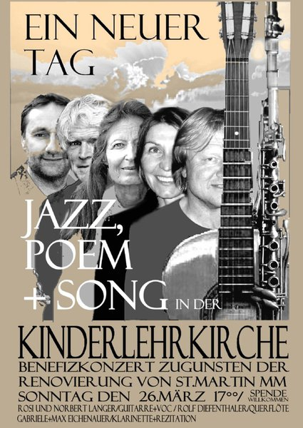Jazz, Poem & Song