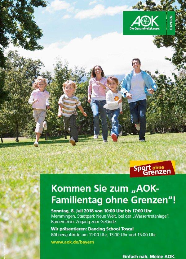 Aok Familientag