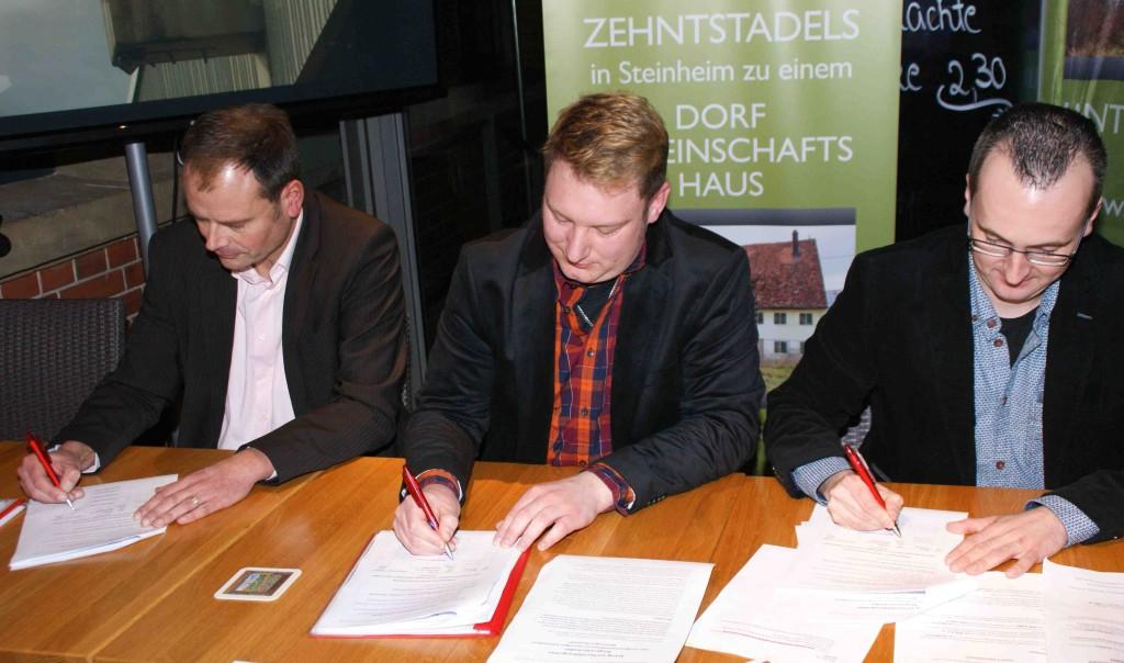Unterschrift Thomas MГјller