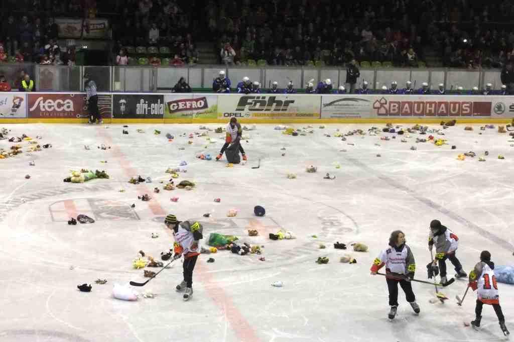 Unterzahlspiel Beim Eishockey